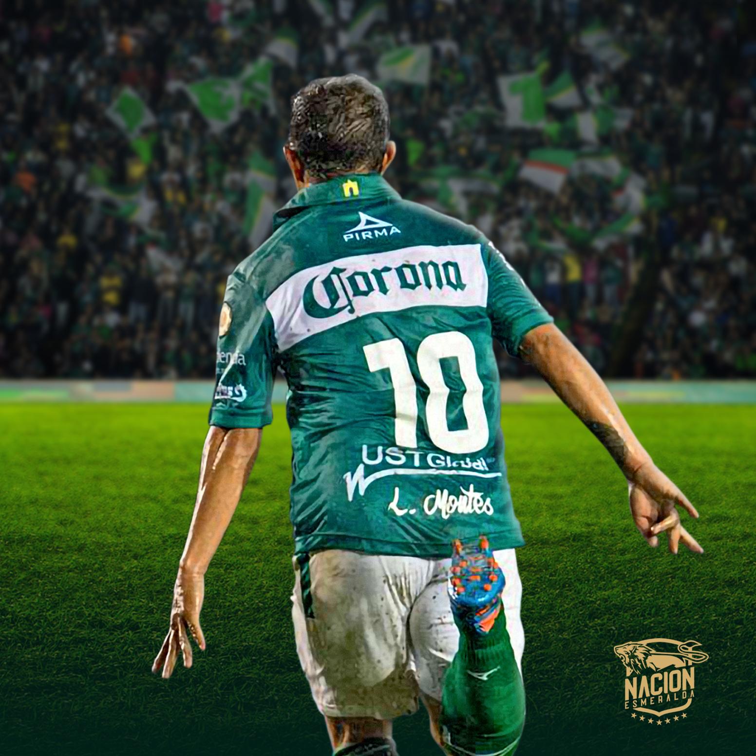 Luis Montes, el 10
